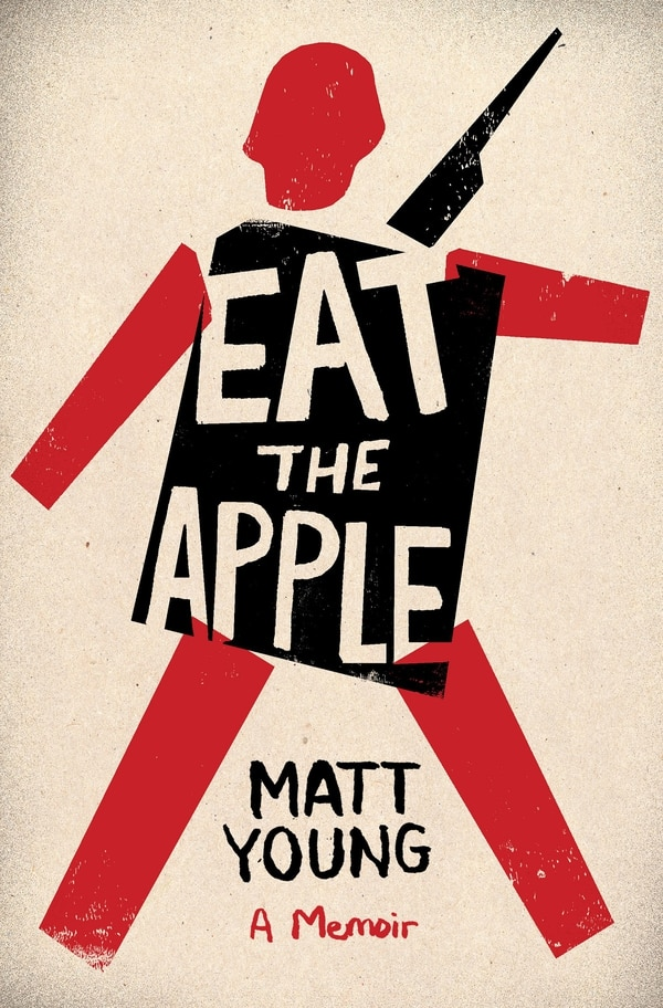 Eat the Apple by Matt Young. (Courtesy photo)