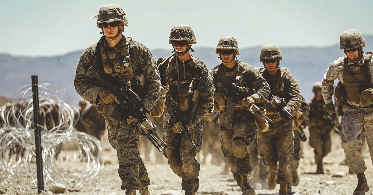 Marine grunts are getting new night vision, helmets, vehicles, tropical uniforms and boots