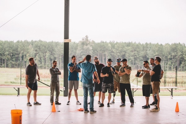 Warrior Week at Camp Southern Ground is a new, free program that offers veterans a chance to assess their strengths, connect with a mentor and plan their own mission for post-military life. (Camp Southern Ground)