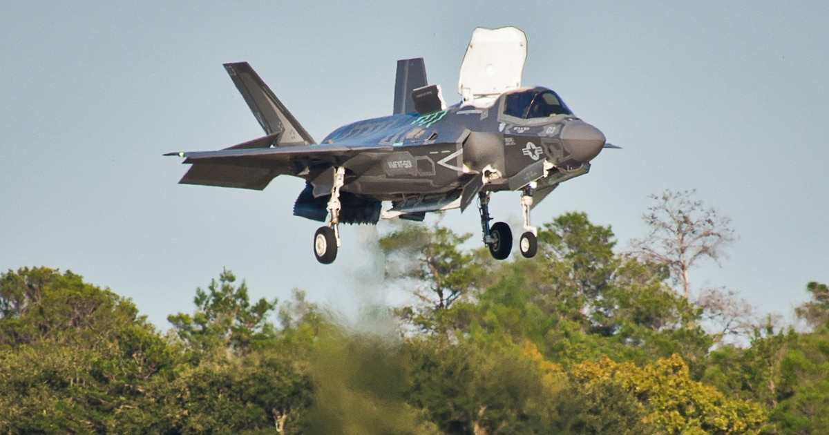 How the F-35 could be a game-changer for Singapore
