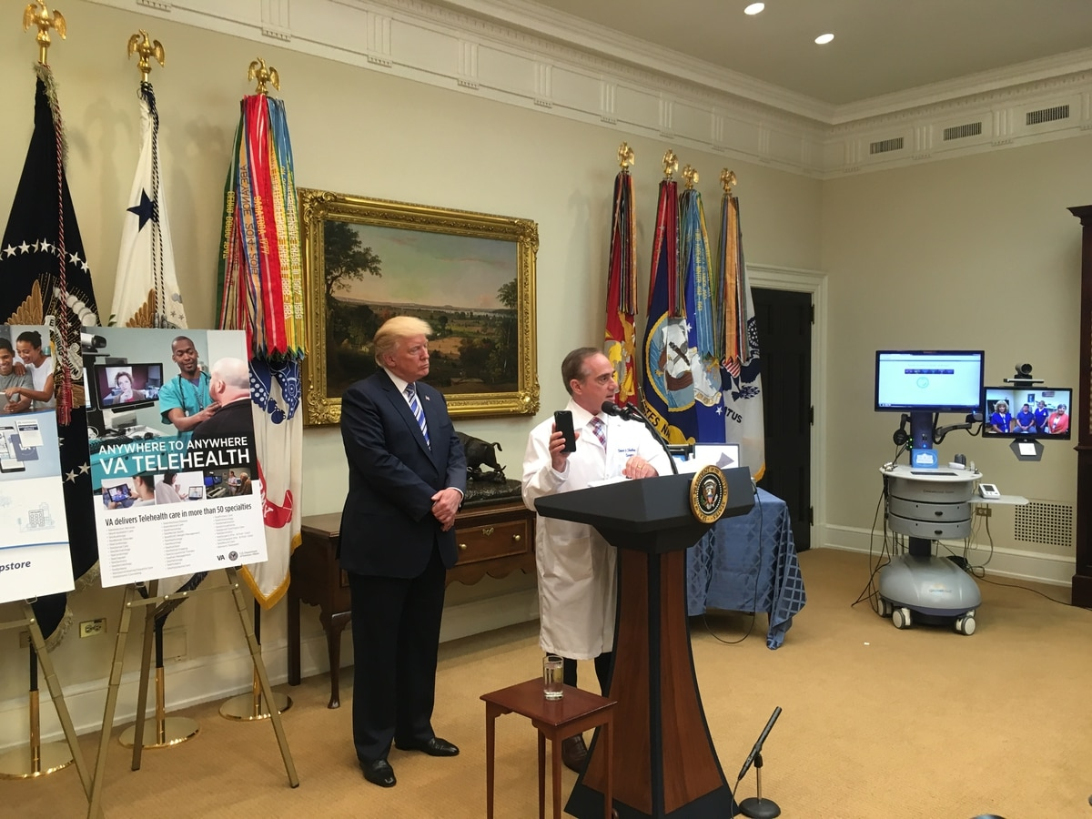 New Veterans Health Care App Includes Telehealth