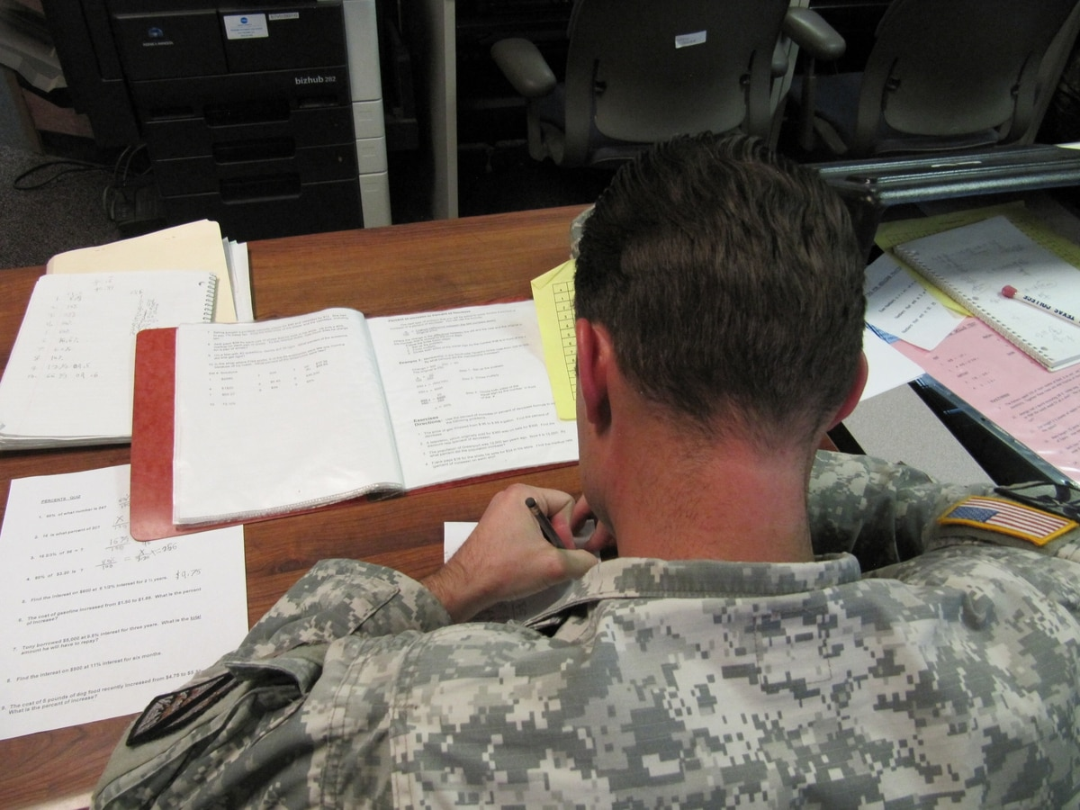 Army launches new nco writing program to boost soldier skills
