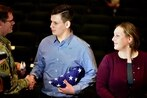 Upgraded valor award presented to son of fallen COP Keating hero