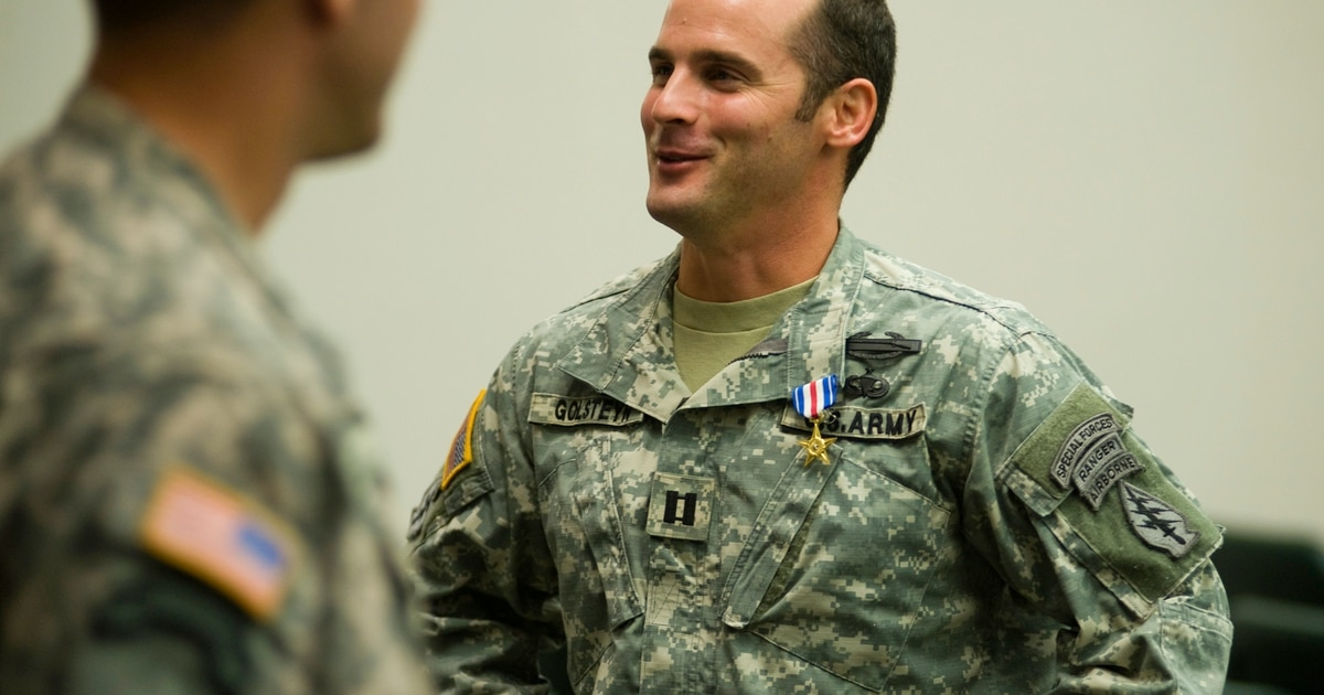 Army looking into whether Golsteyn will get his Special Forces tab and Silver Star back, despite Trump's pardon