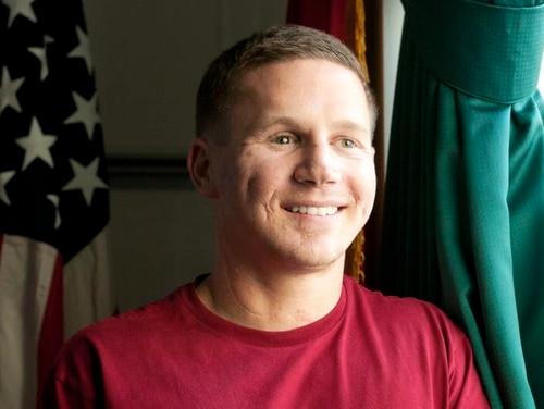 Pentagon MoH announcement for Kyle Carpenter