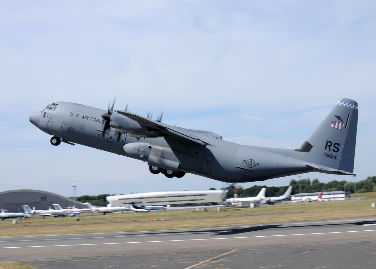 C-130J crash that killed 14 caused by forgotten night-vision