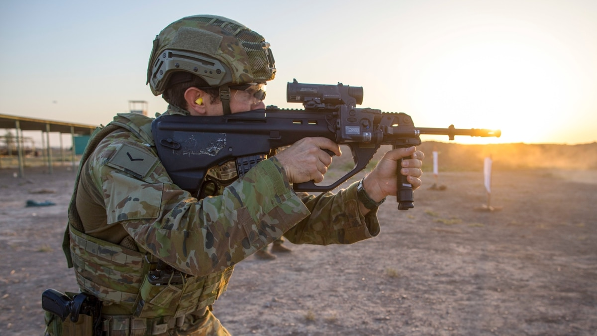 Australia wants to sell India its next CQB rifle — here's