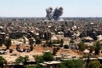Report: Airstrikes on Syria pro-government positions kill 12
