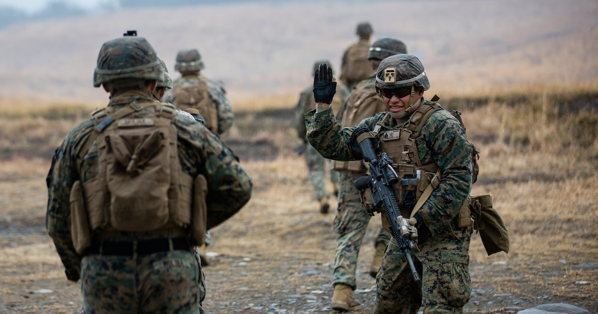 Marine Forces Japan restricts off-base liberty over COVID-19