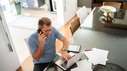Some agencies aren't seeing reductions in productivity during the telework period. (FG Trade/Getty Images)