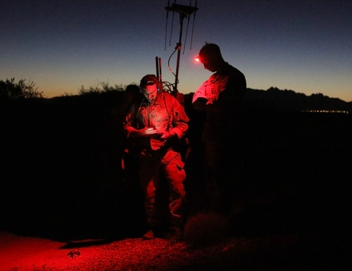 Some members of Congress are frustrated with what they describe as a lack of focus on electronic warfare at the DoD. (Sgt. Cody Parsons/U.S. Army)