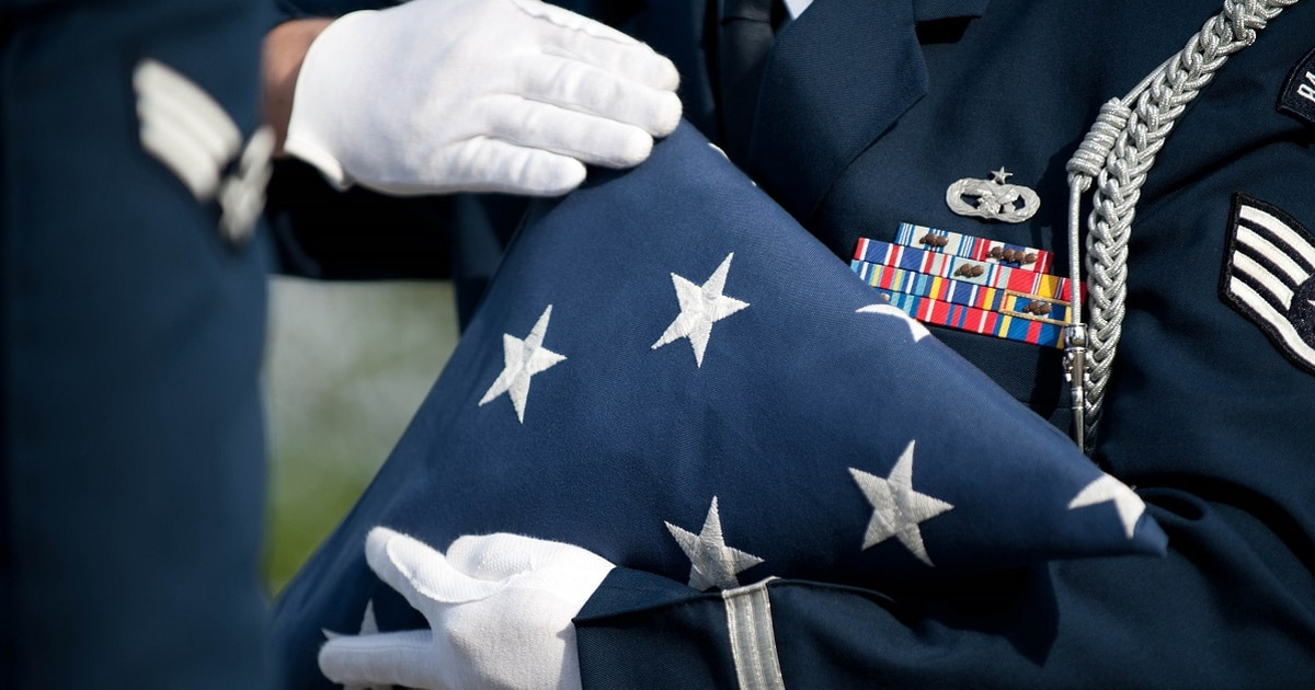 Ellsworth officials identify airman who died