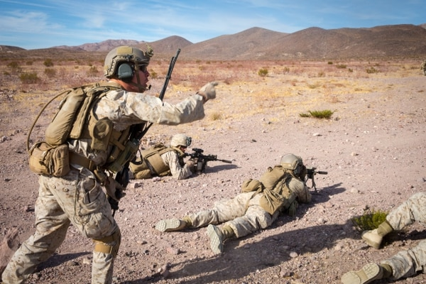 Roughly 706 corporals and sergeants have ­graduated the infantry squad leader course since 2015, according to TECOM. (Lance Cpl. Angel D. Travis/Marine Corps)
