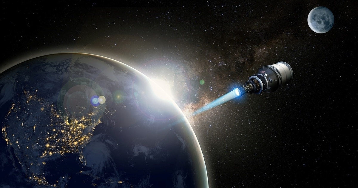 DARPA chooses three firms to design nuclear-powered space vehicle