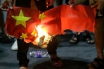 Philippine official tweets order for new protest vs China