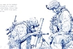 The Art of War: How combat artists are capturing the soul of the Marine Corps
