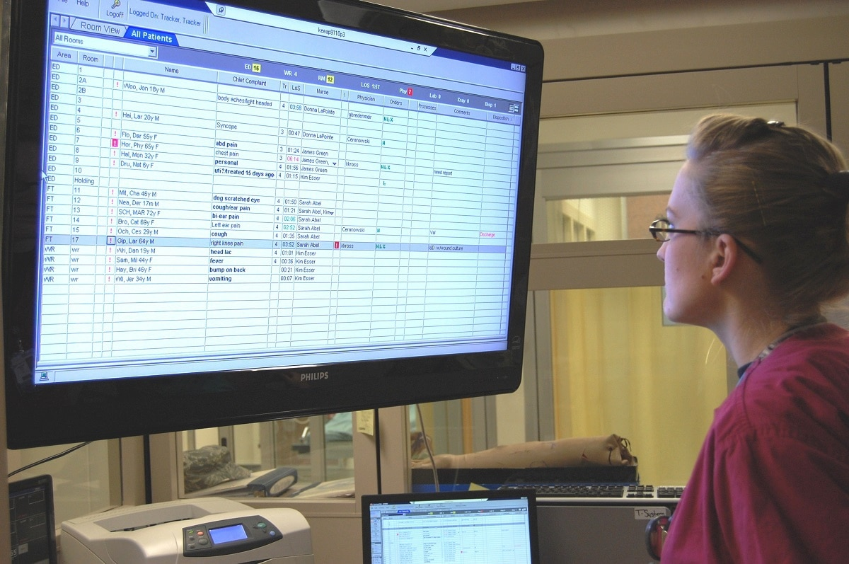 Va Finalizes Contract To Bring Electronic Health Records In Line