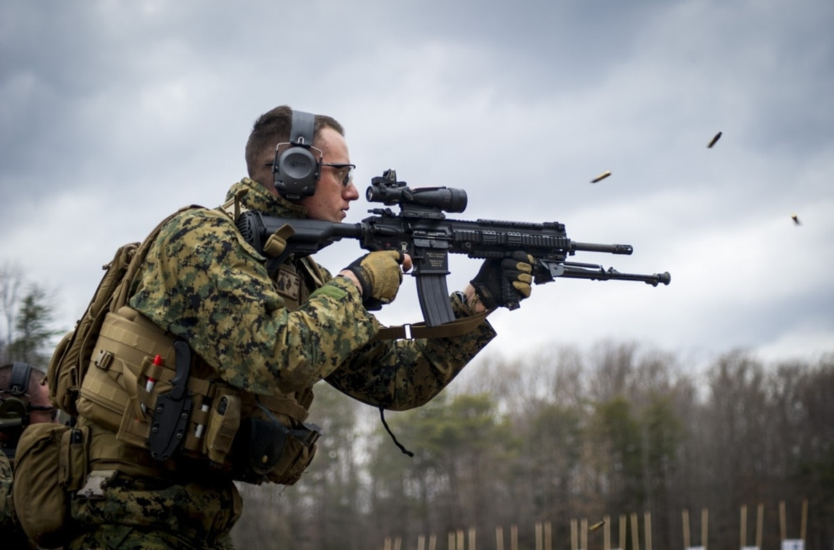 As enemy body armor improves, Marines test new bullets