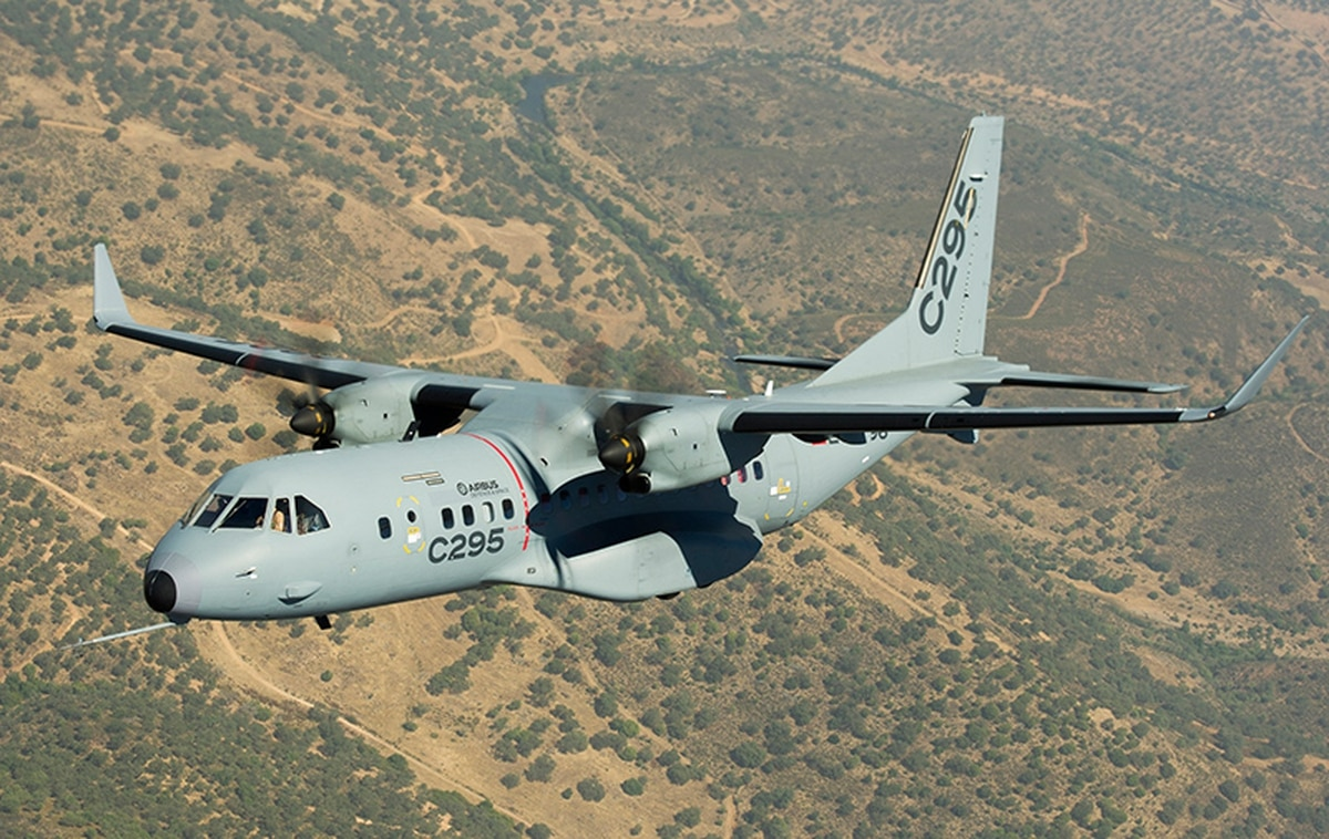 Airbus, Tata To Build Indian AF Transport