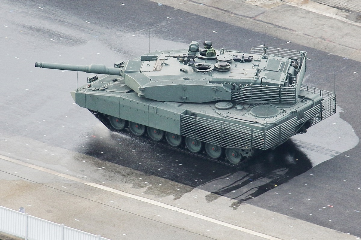 c0e5098cc3db German documents reveal Singapore received more Leopard 2 tanks