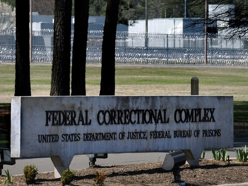 Officers on the ground say that many locations in the Bureau of Prisons are seriously understaffed, resulting in dangerous working conditions. (Sara D. Davis/Getty Images)