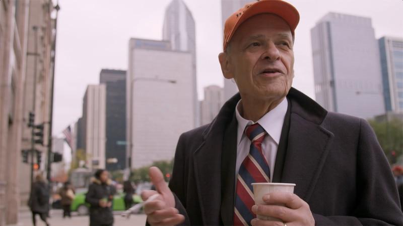 Tim in Chicago. (