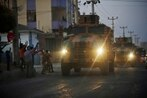 Turkey begins offensive aimed at Kurdish fighters in Syria