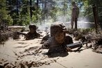 Electronic camouflage will be the new war paint, says Marine intel official