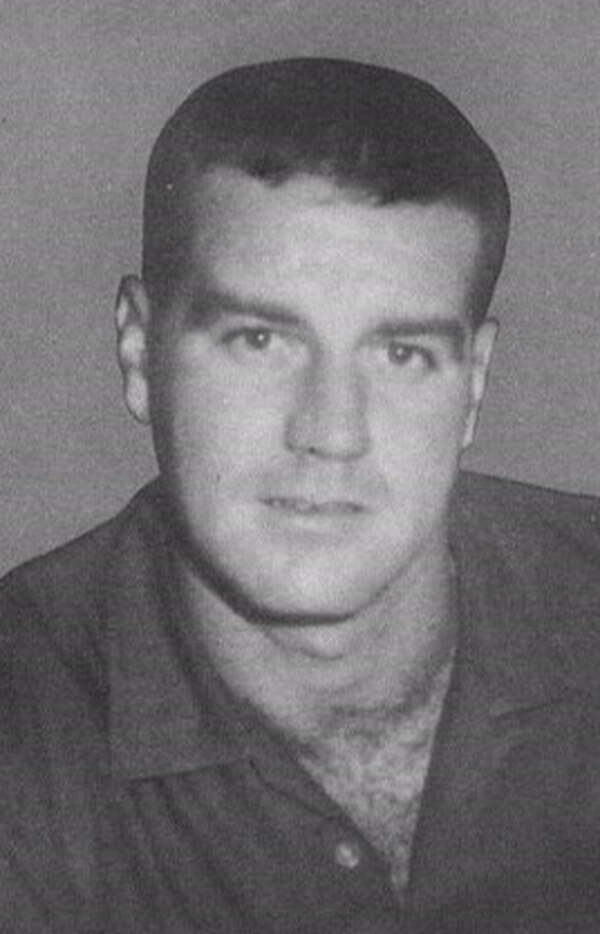 Army Sgt. James W. Robinson was posthumously awarded the Medal of Honor for sacrificing himself to save his men and take out an enemy machine gun. (Army)