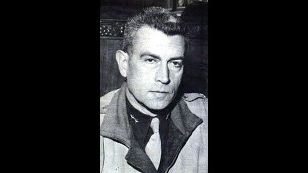 Maj. Gen. Maurice Rose (via Wikimedia)