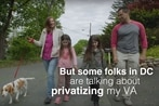 New ad campaign reopens fight over VA privatization claims