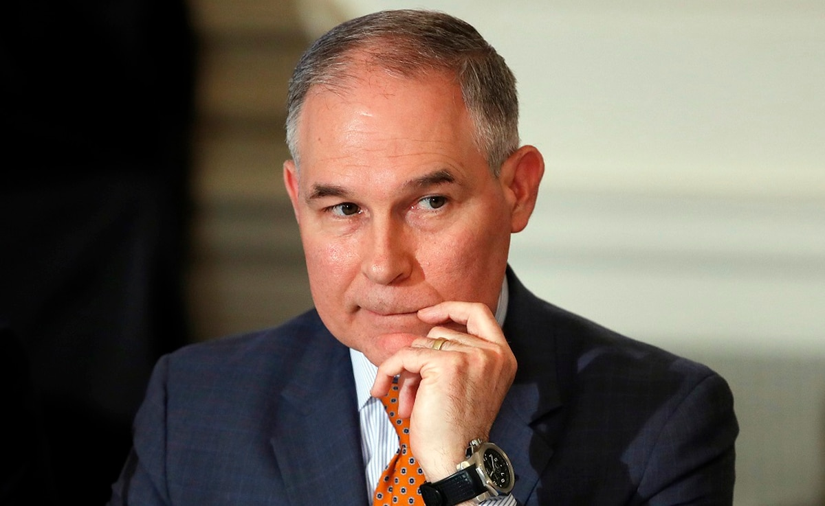House seeks records of EPA chief's travel