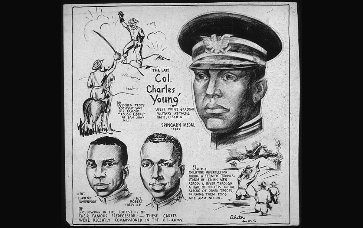 42225877236 Charles Young  The Army s first black colonel