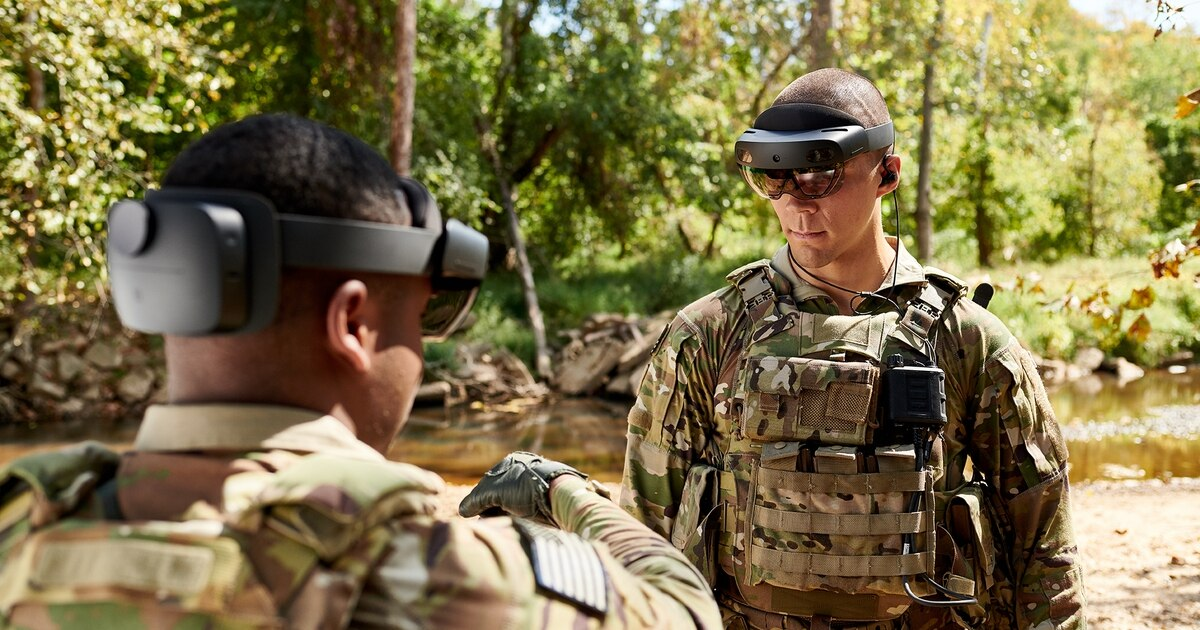 A 'mixed reality' goggle with target ID, tracking and weapon link could field by 2021