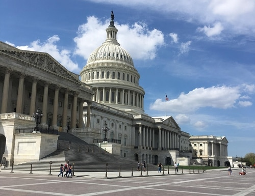 With four out of five members appointed, the congressional commission is further along than three other watchdogs created to oversee the massive pot of spending. (Leo Shane III/Staff)