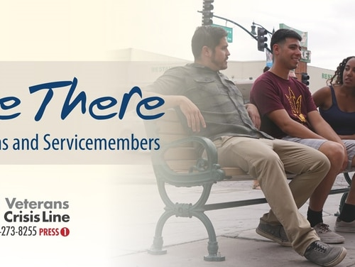 Veterans Affairs officials launched the