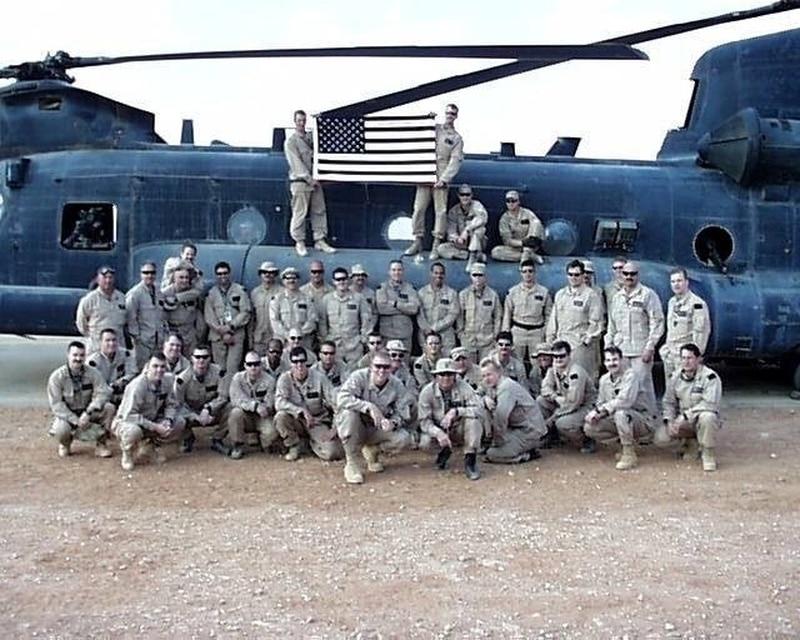 160th SOAR Chinook