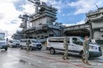 US Navy's investigation into carrier Roosevelt drama are hopelessly compromised, lawyers say