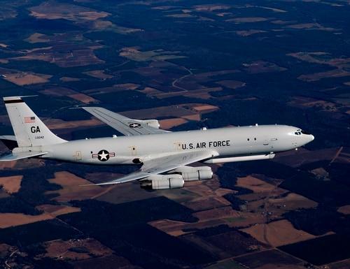 Northrop Grumman has renewed an Air Force integrated logistics contract to support E-8C Joint Surveillance Target Attack Radar System logistics. (Northrop Grumman)