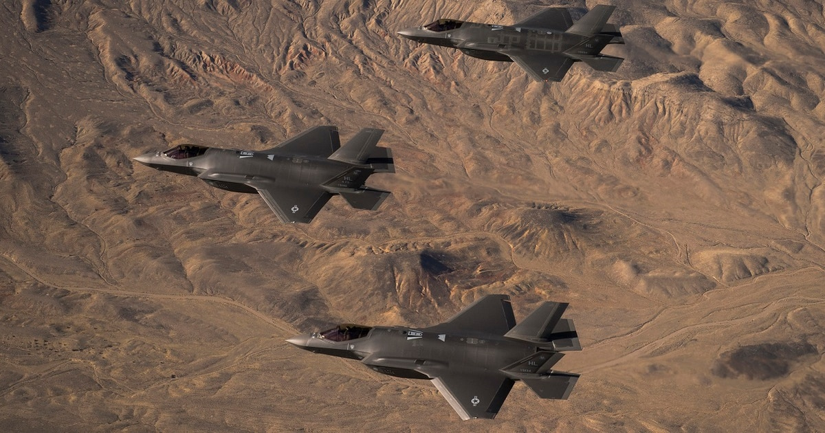Germany officially knocks F-35 out of competition to replace Tornado
