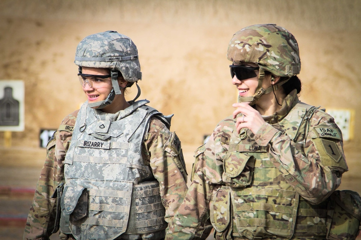8 female soldiers who changed the course of US military