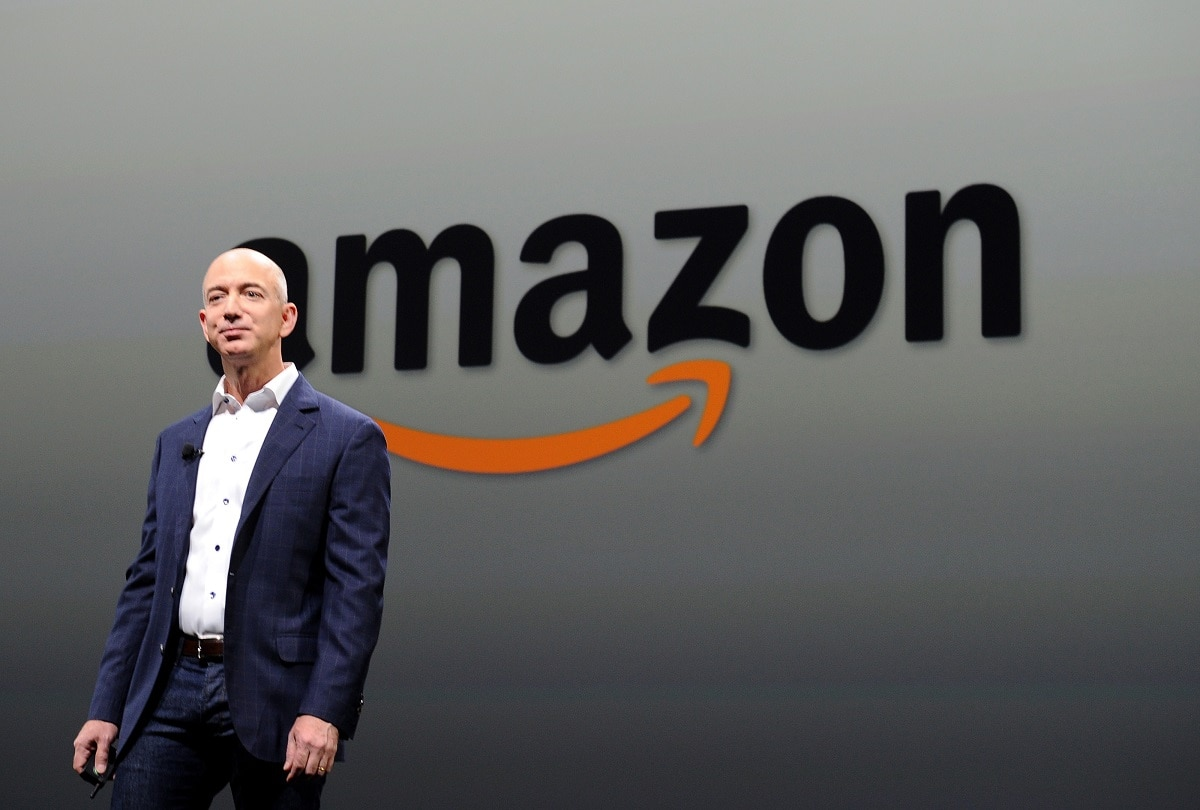 Amazon Founder Jeff Bezos Has Some Advice For The Air Force