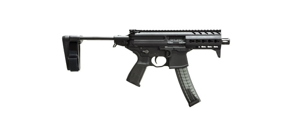 Sig Sauer, Inc. has submitted its MPX Sub Compact Weapon, similar to the weapon featured here. (Sig Sauer, Inc.)