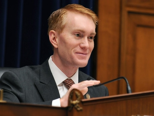 Rep. James Lankford, Chairman, House Subcommittee on Technology, Information Policy, Intergovernmental Relations and Procurement Reform. (Thomas Brown/Staff)