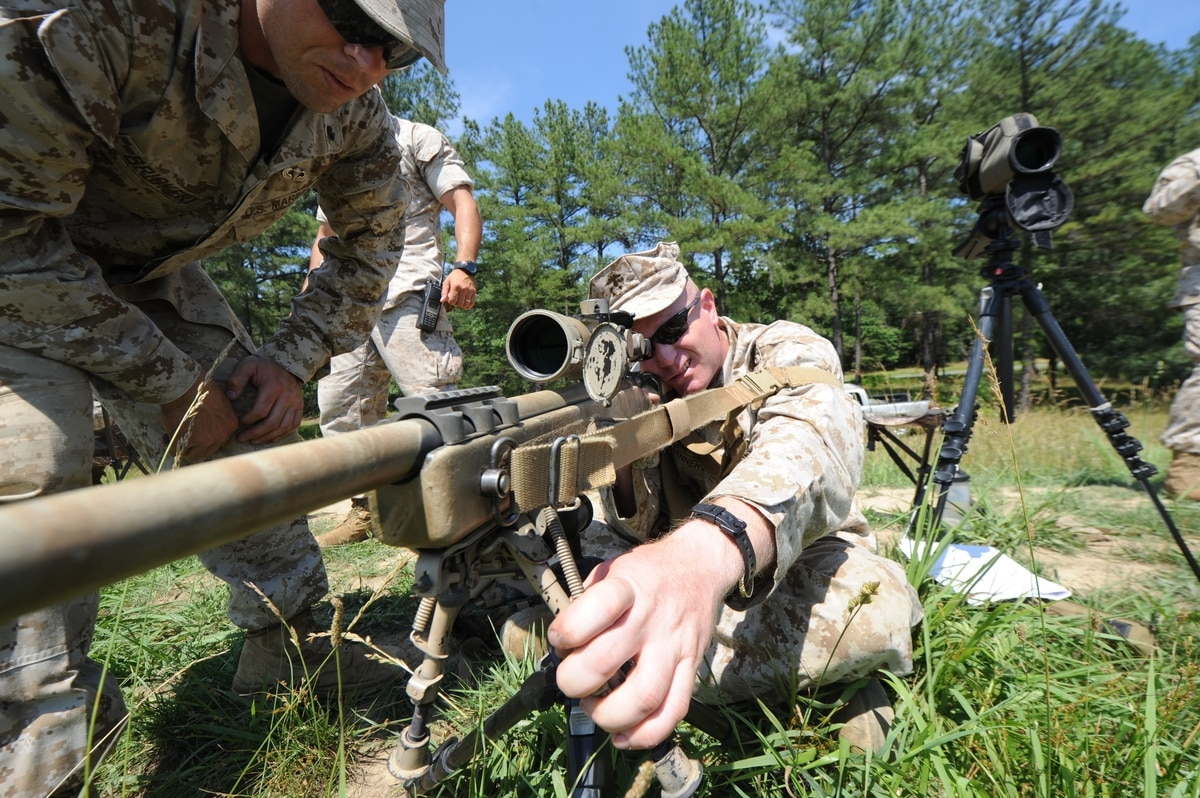 Debate rages over the need for a better Marine sniper rifle