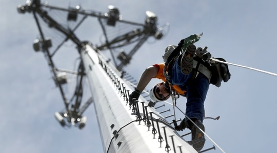 The Department of Defense denied that it plans to build a 5G network. (Jeff Roberson/AP)