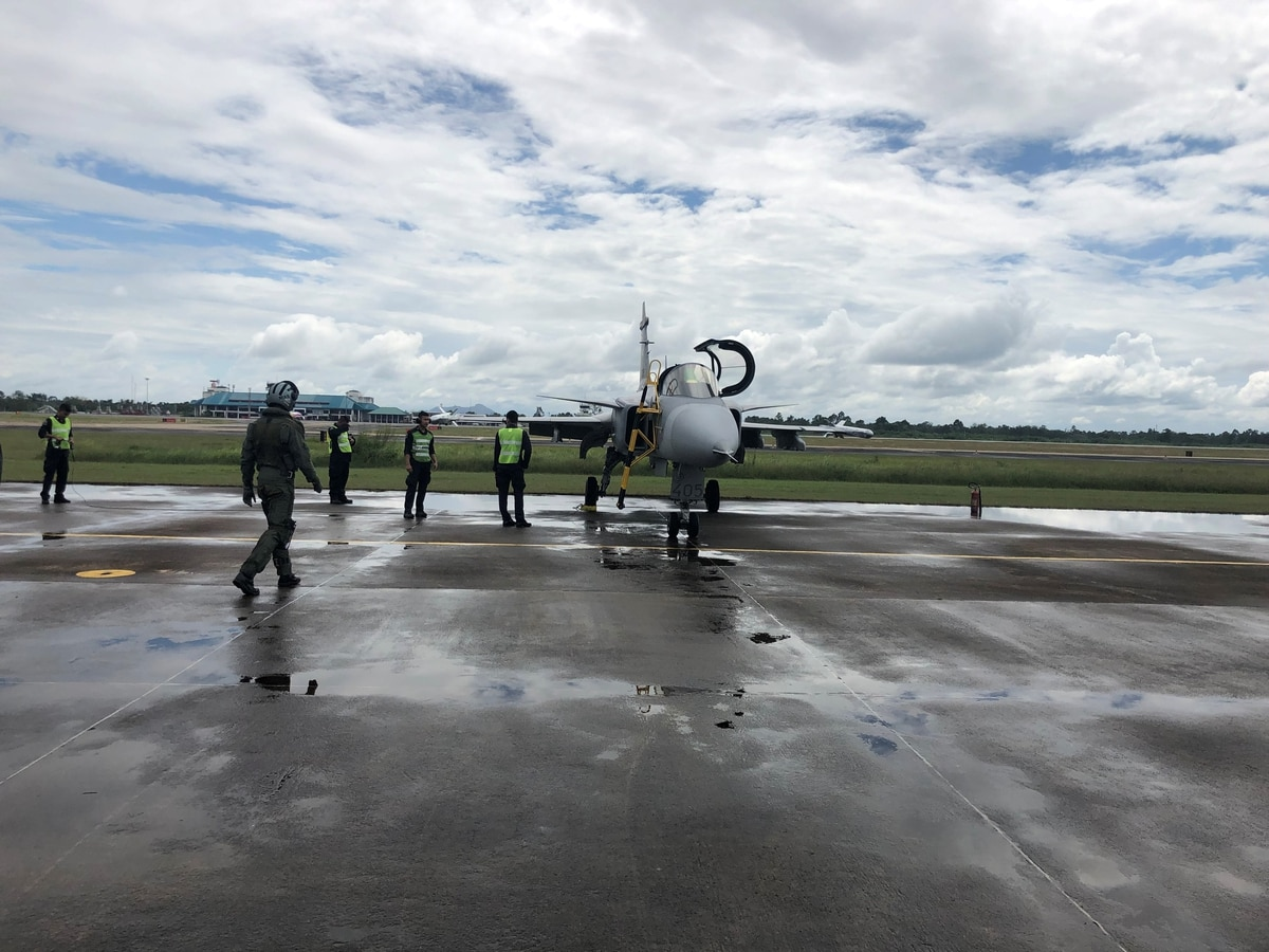 Will the Thai Air Force get more Gripen jets?