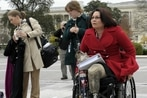 This Iraq vet turned Democratic senator wants her party to pay more attention to national security