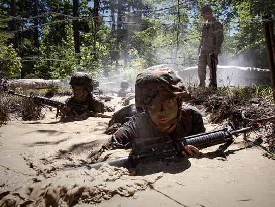 The Marine Corps wants to provide infantry units with better access to cyber warfare and electronic warfare capabilities. (Lance Cpl. Jose Villalobosrocha/Marine Corps)