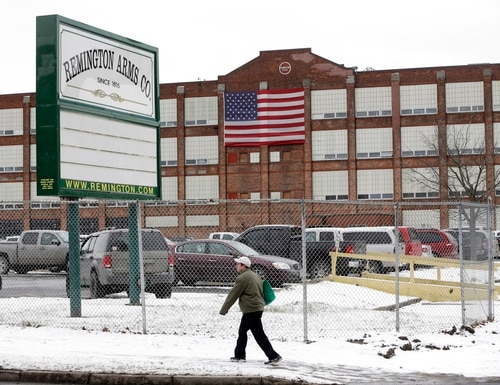 New York's Remington Arms has offered